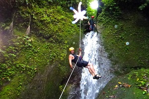 Paradise Management - CANYONING