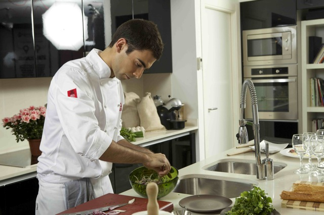 Professional Chef Service Cooking Experience