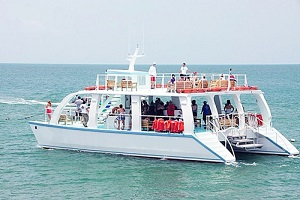 Paradise Management - CATAMARAN TOUR