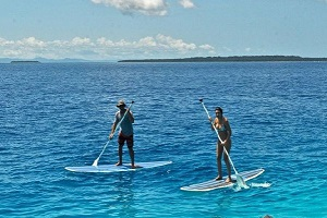Paradise Management - SUP TOURS/LESSONS
