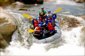 Paradise Management - WHITEWATER RAFTING